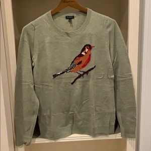 Talbots Cardinal Sweater Size S